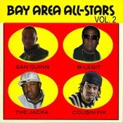 Bay Area All Stars Vol. 2 Songs
