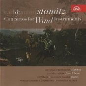 Sinfonia Concertante For Two Flutes And Orchestra In G Major: I. Allegro Song