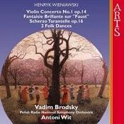 Wieniawski: Violin Concerto No. 1 Op. 14 Songs