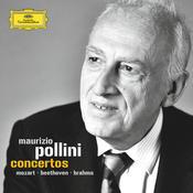 Maurizio Pollini - Concertos Mozart / Beethoven / Brahms Songs