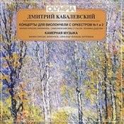 Dmitri Kabalevsky - Cello Concertos Songs