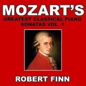 Mozart's Greatest Classical Piano Sonatas Vol. 1 Songs