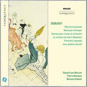 Debussy: Marche Ecossaise; Berceuse Héroique etc Songs