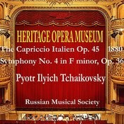Heritage Opera Museum Tchaikovsky Selection Songs