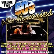 50s Golden Memories Volume 2 Songs
