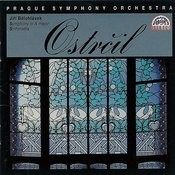 Ostrcil: Symphony In A Major / Sinfonietta Songs