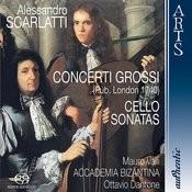 Concerti Grossi / Cello Sonatas Songs