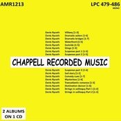 Chappell's Library: Lpc479-486 Songs