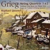 Grieg: String Quartets 1 & 2 Songs