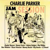 Charlie Parker Jam Session Songs