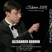 2005 Van Cliburn International Piano Competition Final Round Songs