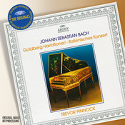 Bach: Goldberg Variations; Italian Concerto Songs