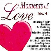 Moments Of Love Vol.4 Songs