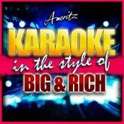 Karaoke - Big And Rich Songs