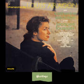 Heritage - Chansons De Louis Aragon - Philips (1961) Songs