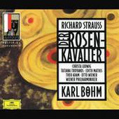 Strauss, R.: Der Rosenkavalier (3 Cd's) Songs