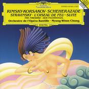 Rimsky-Korsakov: Scheherazade / Stravinsky: The Firebird Suite Songs