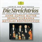 Beethoven: The String Trios Songs