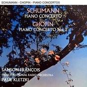 Schumann Piano Concerto & Chopin Piano Concerto Songs