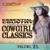 Essential Country: Cowgirl Classics, Vol. 21 Songs