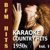 Karaoke Country Hits 1950s, Vol. 1 Songs