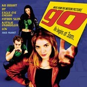 GO  Music From The Motion Picture Songs
