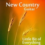 New Country Guitar: Little Bit Of Everything Songs
