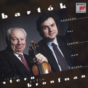 Bartk:  Sonatas For Violin And Piano, Nos. 1 & 2 Songs