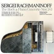 Sergei Rachmaninoff: The Rock & Piano Concerto Nos. 2-3 Songs