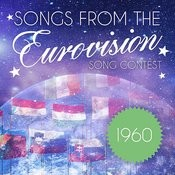 Songs From The Eurovision Song Contest: 1960 Songs