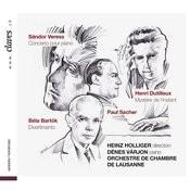 Sándor Veress - Concerto Pour Piano / Henri Dutilleux - Mystère De L'instant / Béla Bartók - Divertimento Songs