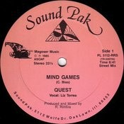 Mind Games (Underground Mix) Song