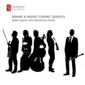 Brahms & Mozart: Clarinet Quintets Songs