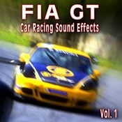 Fia Gt Car Racing Sound Effects, Vol .1 Songs