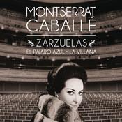 Montserrat Caballé. Zarzuela Songs