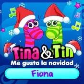 Me Gusta La Navidad Fiona Songs