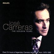 José Carreras - The Golden Years Songs