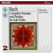 Bach, J.S.: Complete Sonatas & Partitas for Solo Violin Songs