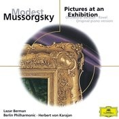 Mussorgsky: Pictures at an Exhibition (Orch. & Piano Versions) Songs