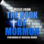 Music From The Book Of Mormon Songs