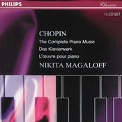 Chopin: The Complete Piano Music Songs