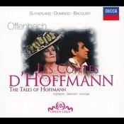 Offenbach: Les Contes d'Hoffmann - Highlights Songs