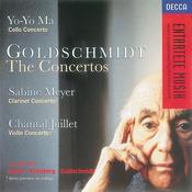 Goldschmidt: Cello Concerto/Clarinet Concerto/Violin Concerto Songs