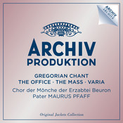 Gregorian Chant - The Office - The Mass - Varia Songs