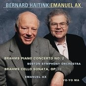 Brahms: Concerto No. 2 For Piano And Orchestra, Op. 83 & Sonata In D Major, Op. 78 (Remastered) Songs