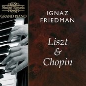 Liszt & Chopin: Works For Piano Songs
