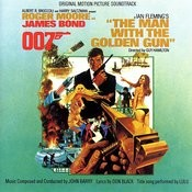 The Man With The Golden Gun: Music From The Motion Picture Songs