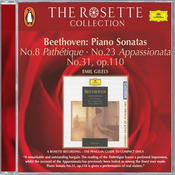 Beethoven: Piano Sonatas No.8, No.23 & No.31 Songs