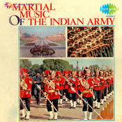 Martial Music Of India Army Band Cassette 4 Songs