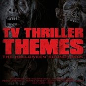 T.V. Thriller Themes - The Halloween Soundtrack Songs
